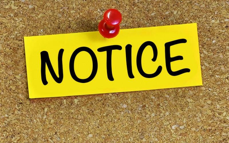 Notice Tax Hearing Kearney School District