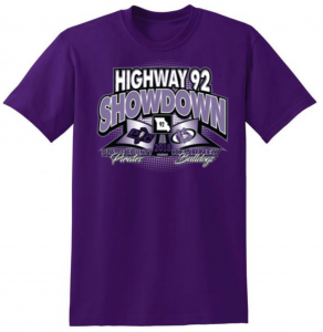 HWY 92 Showdown T-Shirt