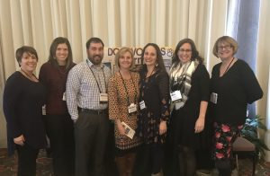 Dogwood staff members presented at the Powerful Learning Conference