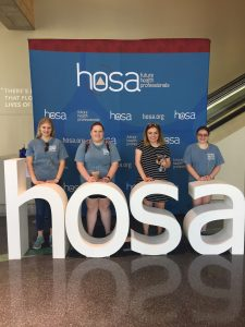 KSD Students Attend Conference