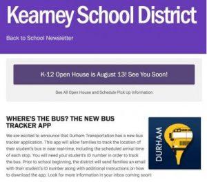 Home - Kearney School District