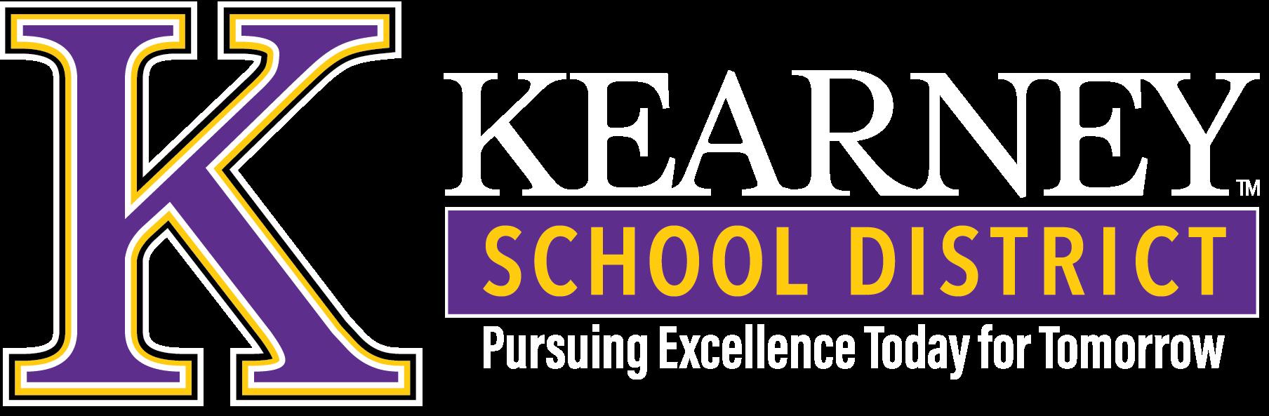 Kearney School District logo